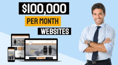 3 Websites Earning Over $100,000 Per Month With Affiliate Marketing! Passive Income