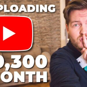 How To Make Money On Youtube Without Making Videos 2021   Side Hustle