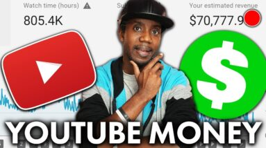 YouTube Money 2021 - Brand Deals, YouTube Monetization, Taxes and More (LIVE)