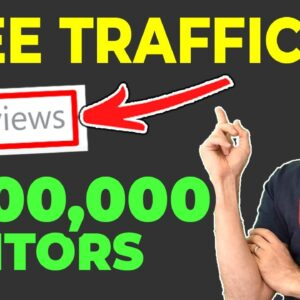 How to Get FREE TRAFFIC to Your Website or Blog in 2021 FAST and FOR FREE