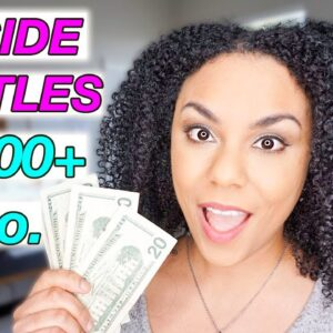 10 Side Hustles You Can Start In 2021!