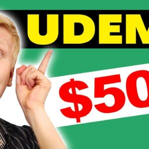 How to Make Money on Udemy for Beginners (Complete Udemy Tutorial)