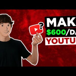 How to Make Money on YouTube Without Making Videos (The REAL Way)