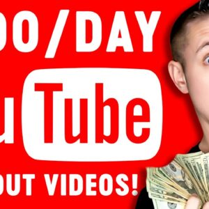 How to Make Money Online on YouTube WITHOUT Making Videos Yourself!