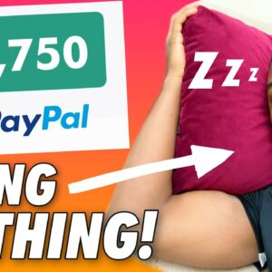 How to REALLY Make Money Online Doing Nothing! (2021)