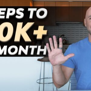 5 Steps To Building An Online Business That Earns $10,000+ A Month, From An Entrepreneur Who Did It