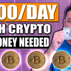 How To Make Money With Cryptocurrency **NO MONEY REQUIRED** (Crypto Affiliate Marketing)