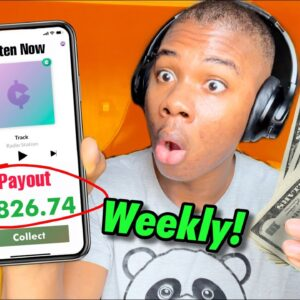 NEW | Earn $800+ Per Week Listening To Music! (Free PayPal Money 2021)