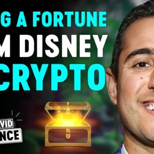 Entrepreneurs Journey From Disney To Crypto   The Kevin David Experience Ep 5