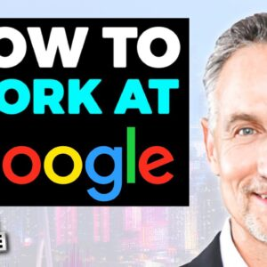 How to Get a Job at Google or ANY Company (Top 3 Secrets!) | The Kevin David Experience EP 19