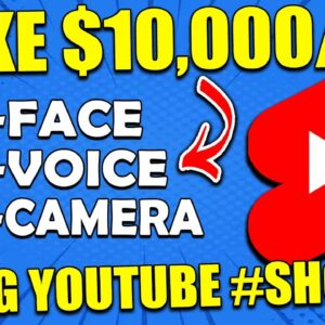 How to Make Money With YouTube Shorts   The Best YouTube Shorts Tutorial To Start Making $10,000/Mo