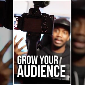 You NEED to Grow Your Audience #SHORTS
